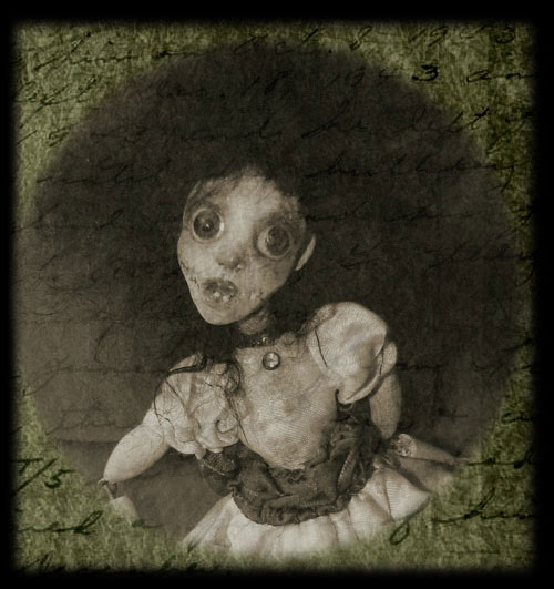 Annabel Lee Haunted ghost girl of Ravensbreath Castle