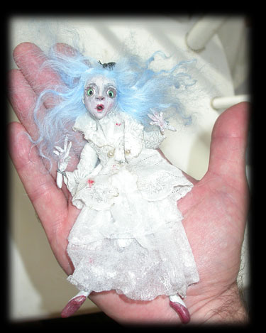 Boo the wee ghost doll